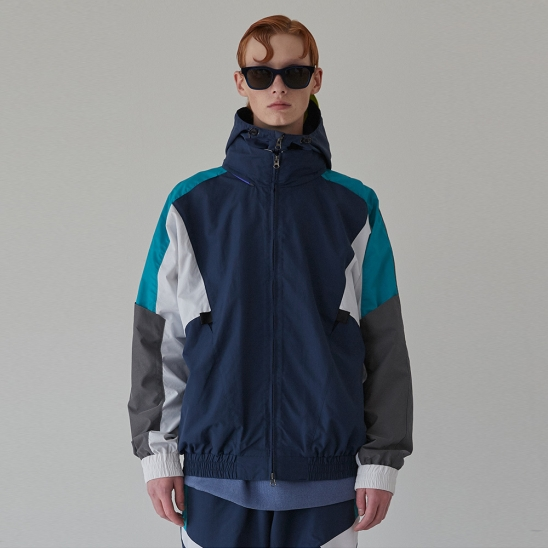 [YEO] B.A.S.E. JUMPING CLUB Tracking Suit / Jacket