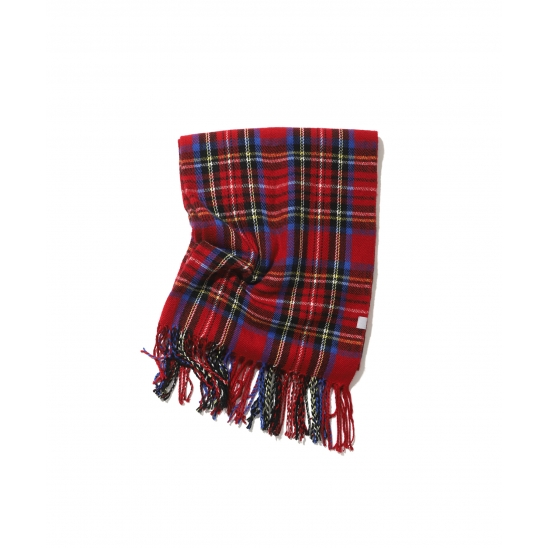 CLASSIC TARTAN PLAID MUFFLER [ROYAL STEWART]