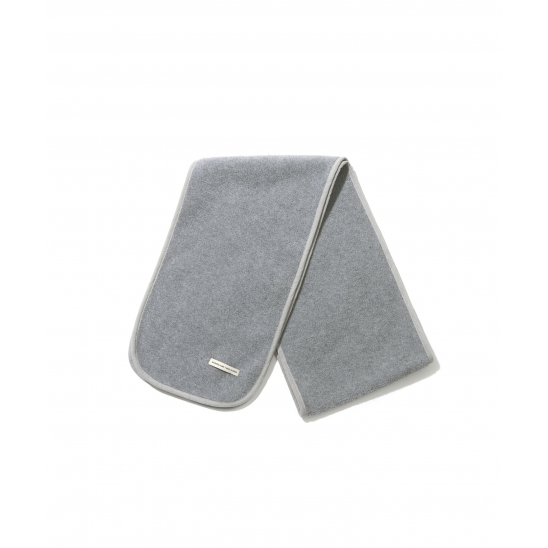 SOFT FLEECE MUFFLER [GREY]