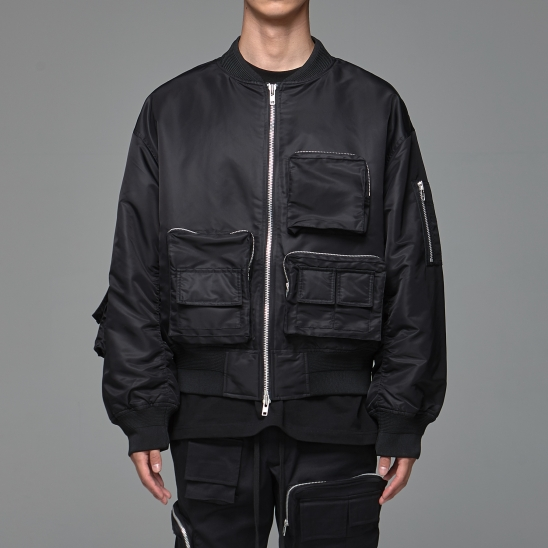 UTILITY MULTI POCKET MA-1 JUMPER