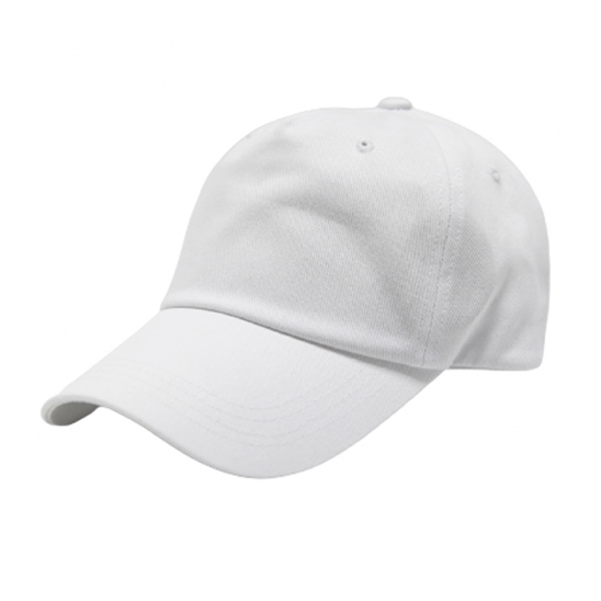 premium cotton basic offwhite cap