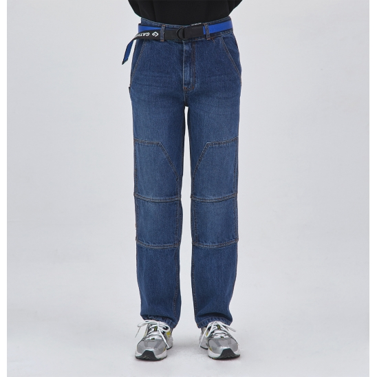 G.I game over retro jeans