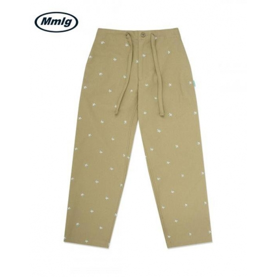S/B REPEAT PANTS BEIGE