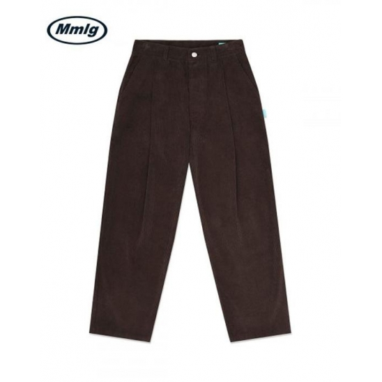 CORD PANTS BROWN