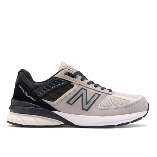 뉴발란스 990v5 Made in US Grey/Navy M990GT5