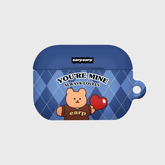 You are mine covy-blue(Hard air pods pro)