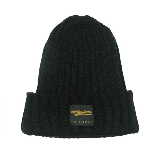 [에잇볼륨] EV POP  BTB  Beanie (Black)