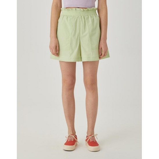 Comfy Athletic Shorts [LIME]
