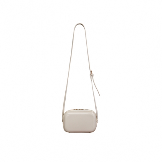 SOLID MINI BAG_IVORY