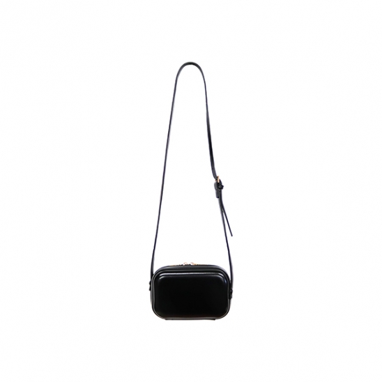 SOLID MINI BAG_BLACK