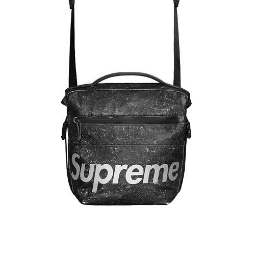 20FW 슈프림 워터프루프 리플렉티브 숄더백 Supreme Waterproof Reflective Speckled Shoulder Bag