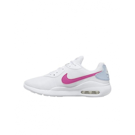나이키 여성 Air Max Oketo White Fire Pink