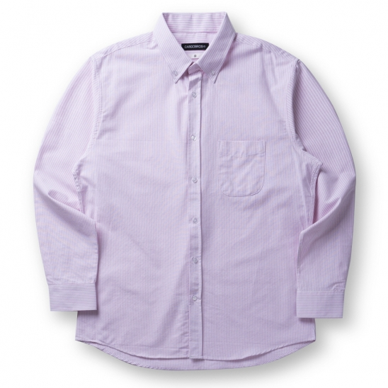 CB OVER OXFORD SHIRT (PINK)