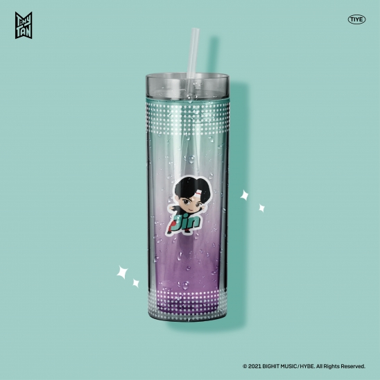 TinyTAN Double Ice Cup Jin