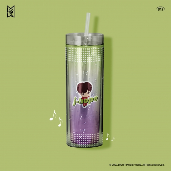 TinyTAN Double Ice Cup j-hope