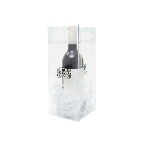 MARITHE WINE CHILLING BAG_clear