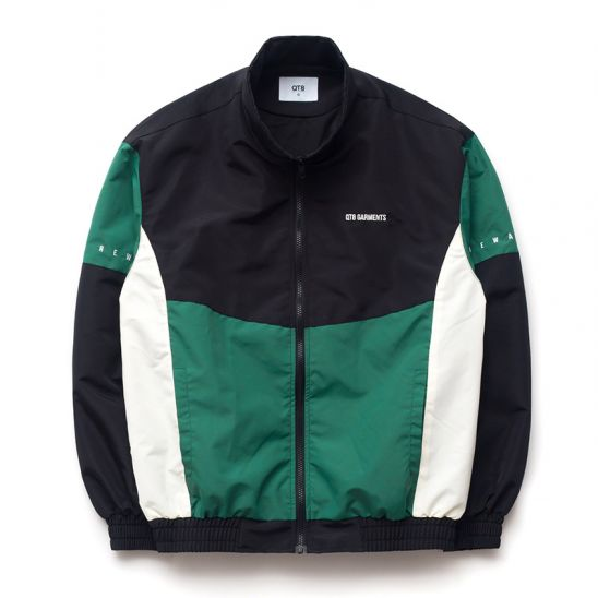TW Old Track Jacket (Green)