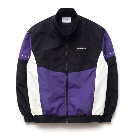 TW Old Track Jacket (Purple)