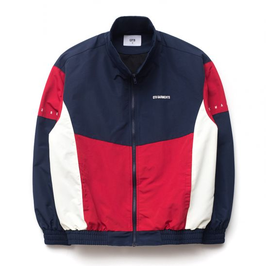 TW Old Track Jacket (Red)