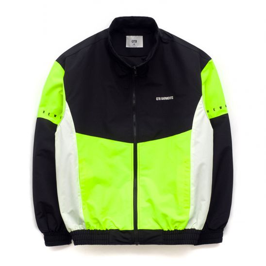 TW Old Track Jacket (Neon)