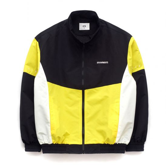 TW Old Track Jacket (Yellow)