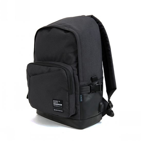 [몬스터 리퍼블릭] REASONABLE DAYPACK / BLACK