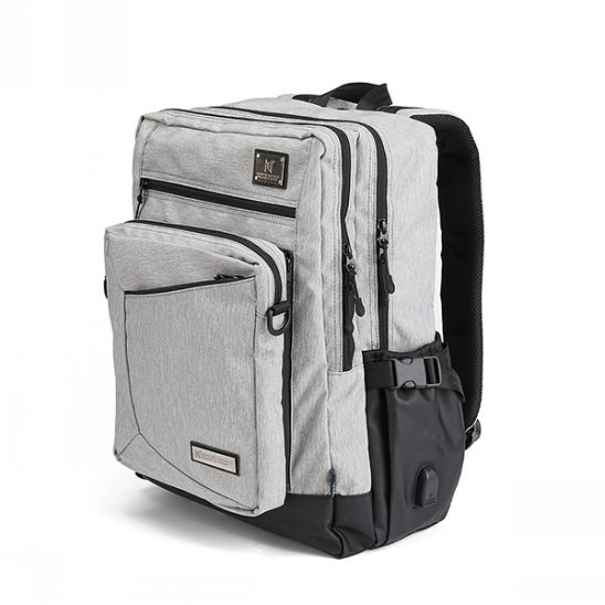 [몬스터 리퍼블릭] REVISITER MULTI BACKPACK ver.2 / GRAY