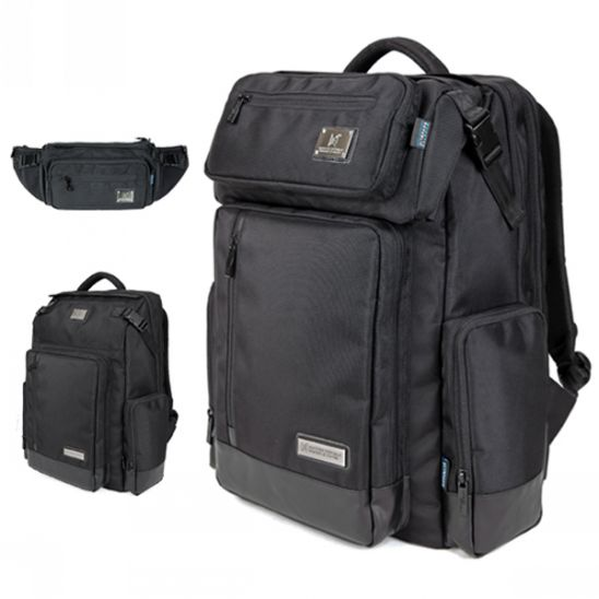 [몬스터 리퍼블릭] RELOAD MULTI BACKPACK / BLACK