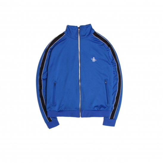 [DUCKDIVE] +82 TRAINING TRACK TOP_BLUE