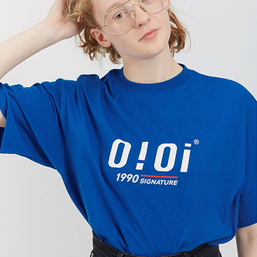 [오아이오아이] OiOi 2018 SIGNATURE T-SHIRTS B2