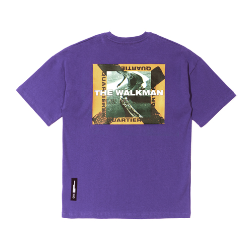 TW X-Force Tee (Purple)