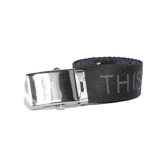 CP WEB Belt Black / 벨트