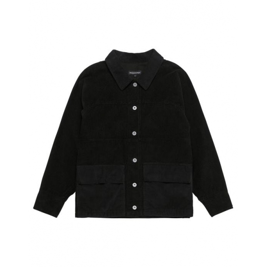 Corduroy Jacket _ Black / 아우터 자켓
