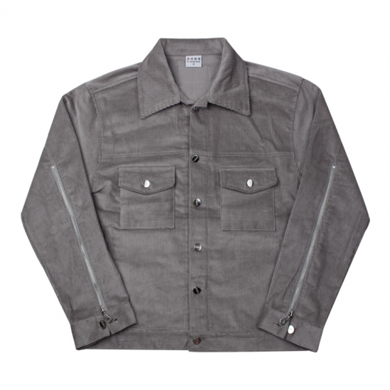 LAMC CORDUROY JACKET(GRAY)