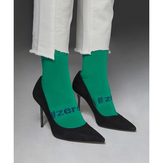 Zero Color Socks_Green