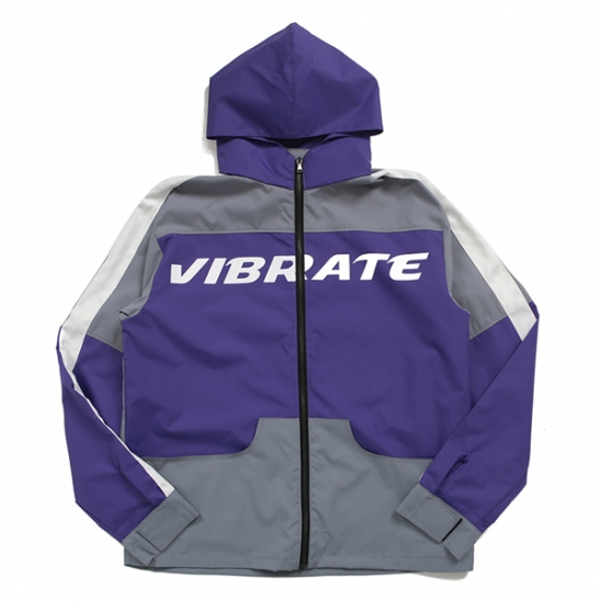 VIBE COMBINATION WIND BREAKER (GRAY)