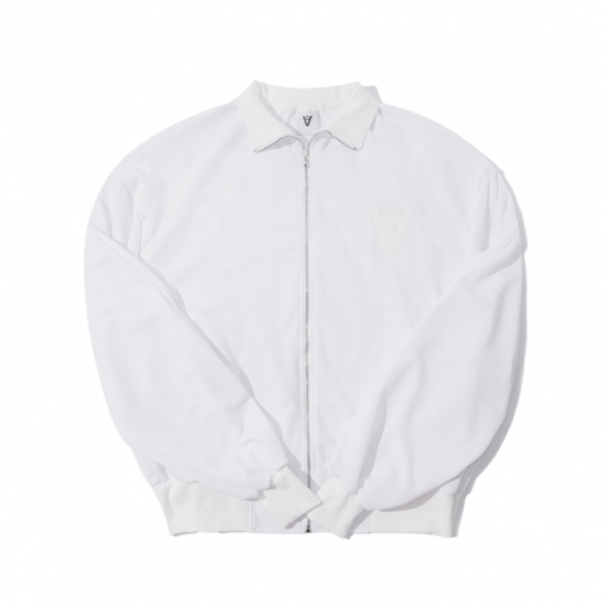 V8 - VLOW YOUR MIND JACKET (white)