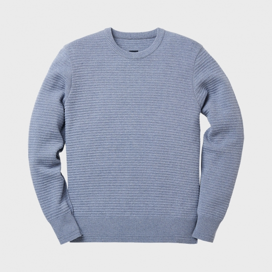 M ROUND NECK SWEATER