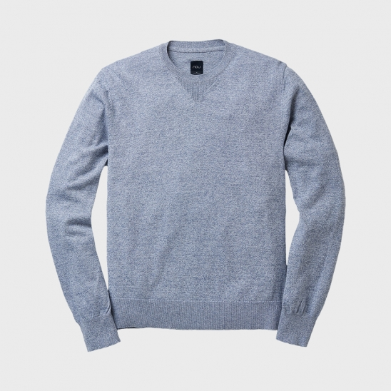 M V NECK SWEATER