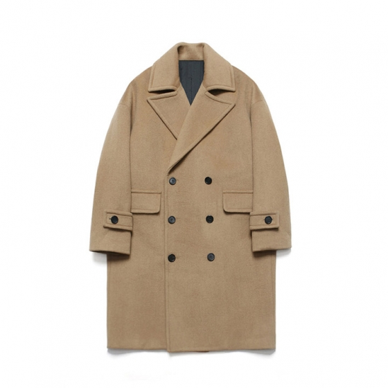 Wool Over Double Coat_Rich Beige